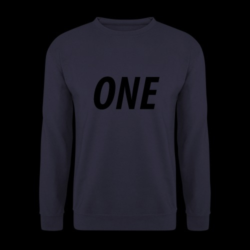 WEAREONE x LETTERS - Unisex sweater