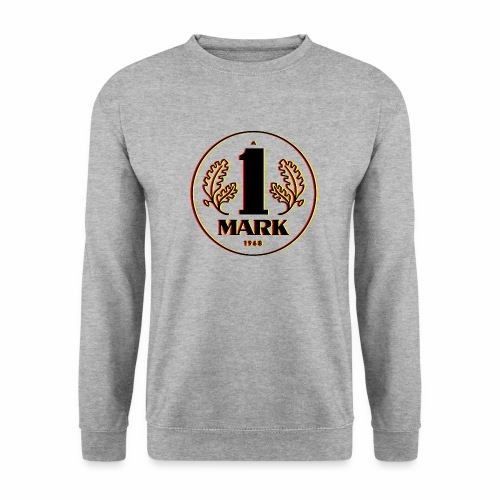 Ostmark 3D black red gold - Unisex Sweatshirt