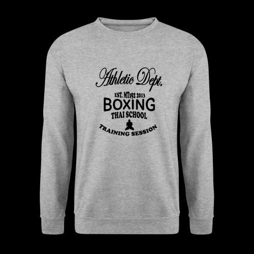 (high_school_couleur_uni) - Sweat-shirt Homme
