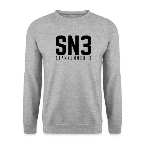 Stamnummer 3 - Mannen sweater