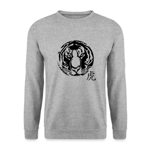 tijgerrond - Unisex Sweatshirt