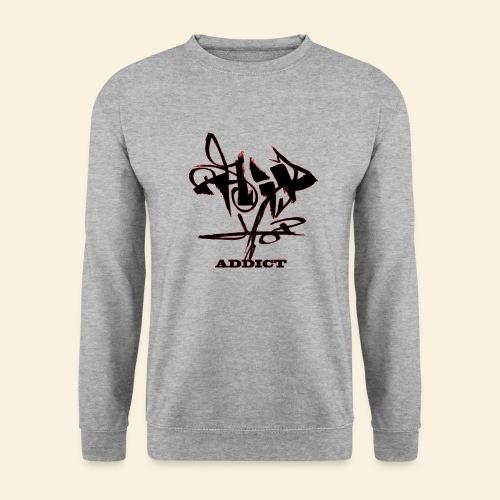 hip hop addict - Sweat-shirt Homme