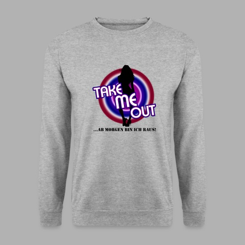 Take me out_Sie_Var. 2 - Unisex Pullover