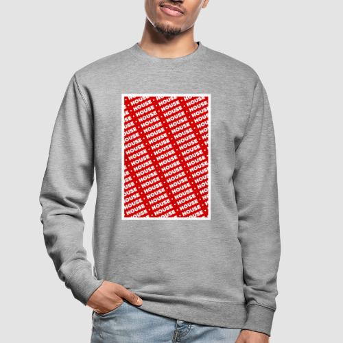 House red - Sudadera unisex