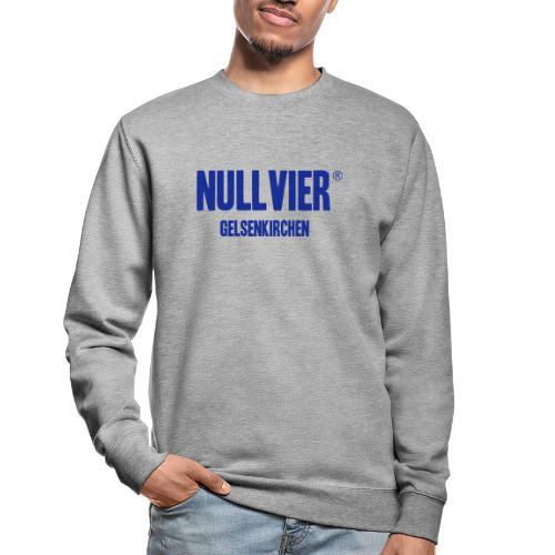 NULLVIER BLUE - Unisex Pullover