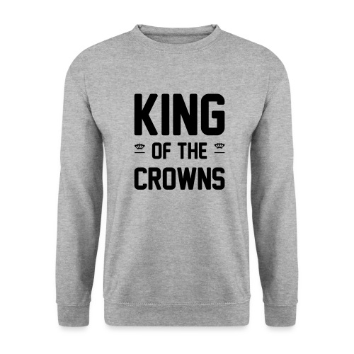 King of the crowns - Unisex sweater