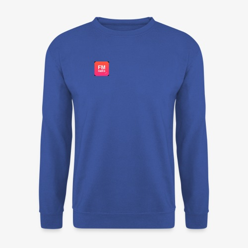 logo radiofm93 - Unisex sweater