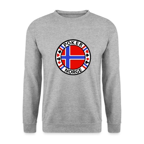 PoKeR NoRGe - Men's Sweatshirt