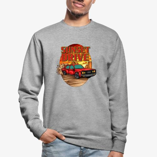 Sunset Drive - Unisex Pullover