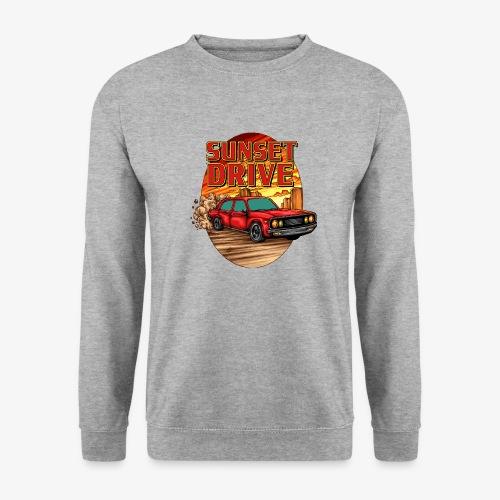 Sunset Drive - Männer Pullover