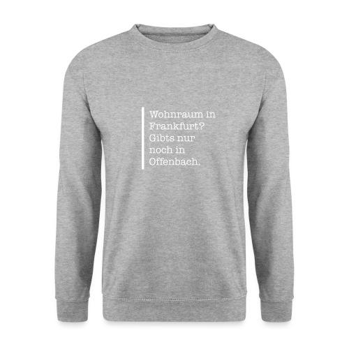 Mietpreiswahnsinn - Männer Pullover