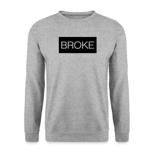 BrokeBrand - Unisex sweater
