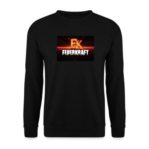 FK Flammen Schriftzug - Unisex Pullover