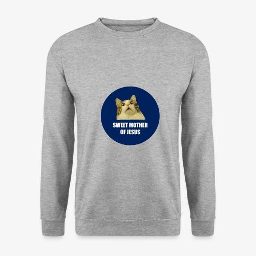 SWEETMOTHEROFJESUS - Men's Sweatshirt