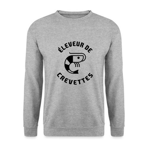 ÉLEVEUR DE CREVETTES CBS - Nouvelle version - Sweat-shirt Homme