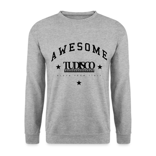 awesome png - Unisex Pullover