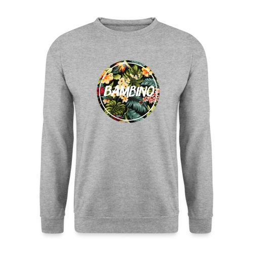 BAMBINO png - Sweat-shirt Homme