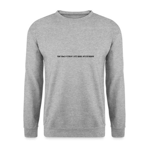 170106 LMY t shirt hinten png - Unisex Pullover