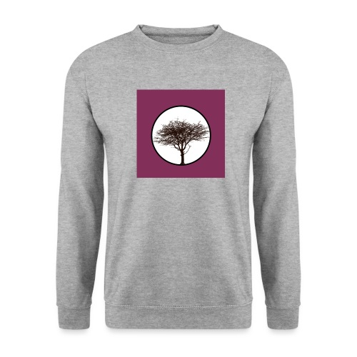 Baum in Kreis - Männer Pullover