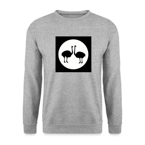 Strauß - Männer Pullover