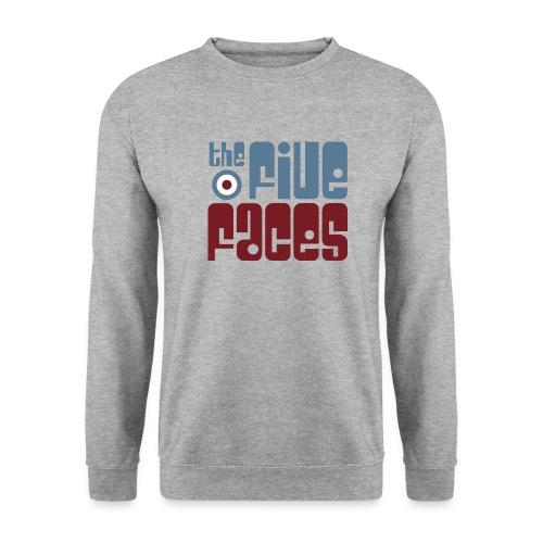 T5F Logo Tshirt Transparent png - Men's Sweatshirt