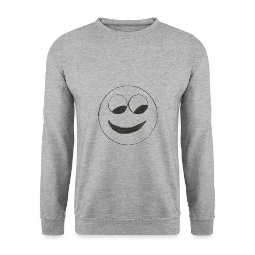 Smiley - Männer Pullover