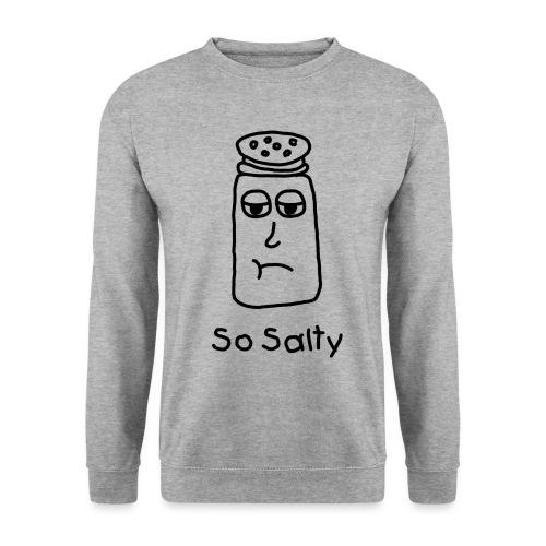 So Salty (Black Design) - Unisex sweater