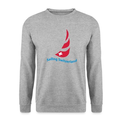 logo sailing switzerland - Unisex Pullover