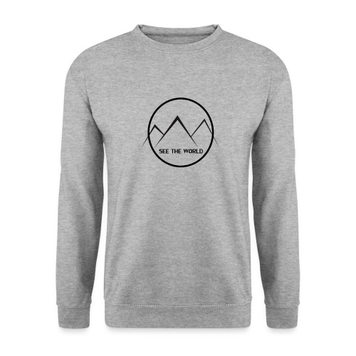 Lake The World - Men's Sweatshirt