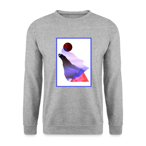 Måne Ulv - Laurids B Design - Herre sweater