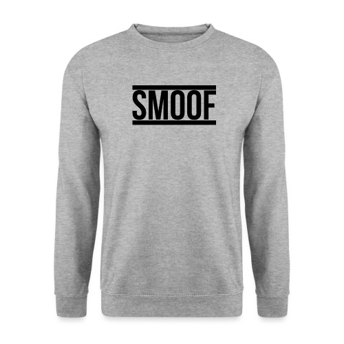 smoof_black - Unisex Sweatshirt