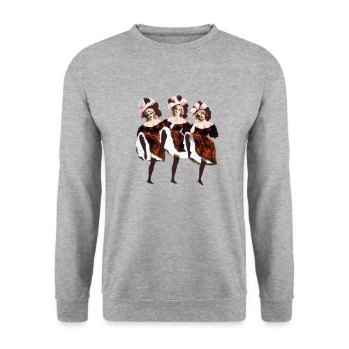 Vintage Dancers - Unisex Sweatshirt