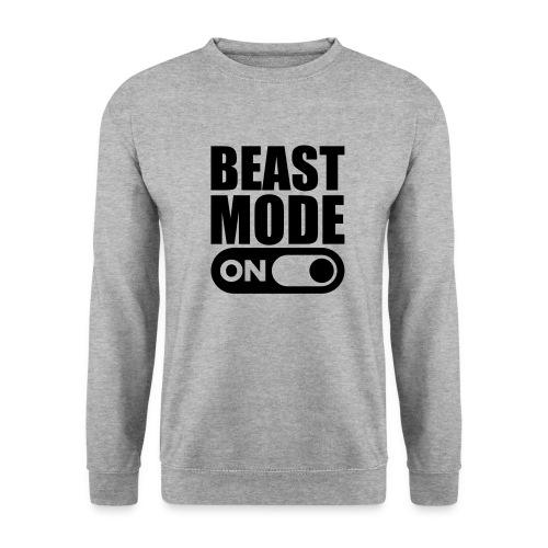 BEAST MODE ON - Men's Sweatshirt