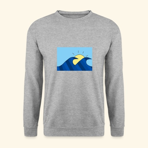 Espoir double wave - Men's Sweatshirt