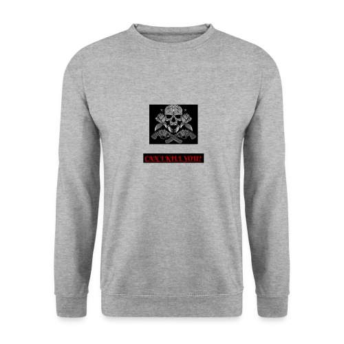 can i kill you? - Sweat-shirt Homme