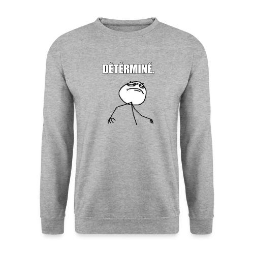 DÉTÉRMINÉ. - Sweat-shirt Unisex