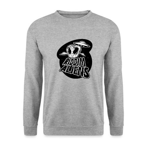 Alien (White Design) - Unisex Sweatshirt