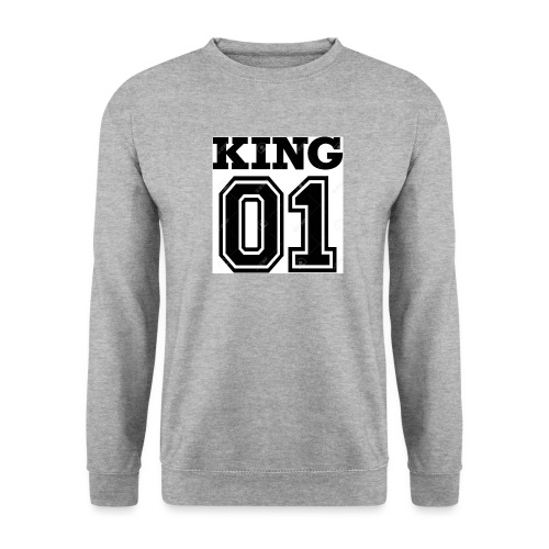 King 01 - Sweat-shirt Unisex