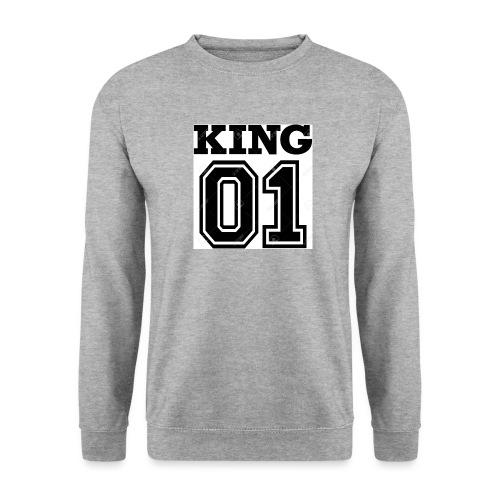 King 01 - Sweat-shirt Unisexe