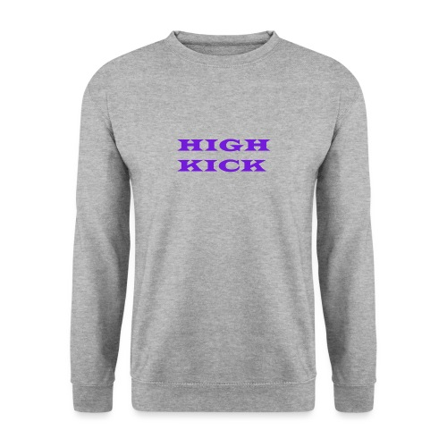 HIGH KICK HOODIE [LIMITED EDITION] - Unisex Sweatshirt