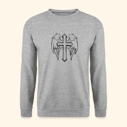 Faith and love - Men's Sweatshirt