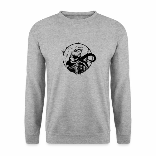 Bearded Dragon - Unisex Pullover