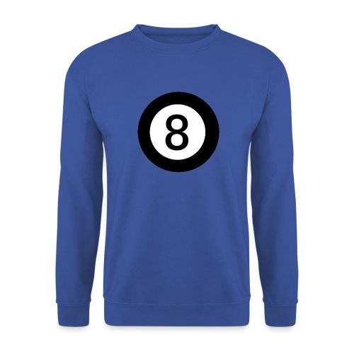Black 8 - Men's Sweatshirt