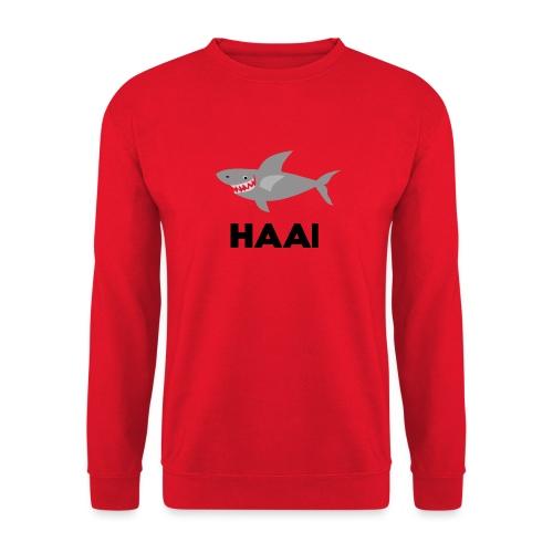 haai hallo hoi - Unisex sweater