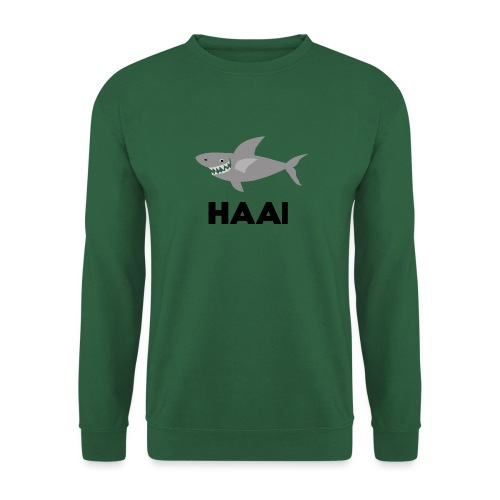 haai hallo hoi - Unisex sweater