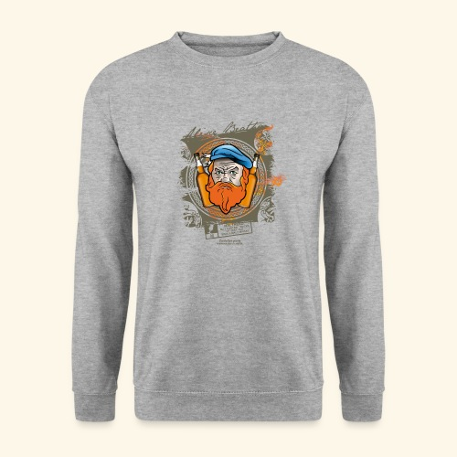 Malthead Whisky T Shirt - Männer Pullover