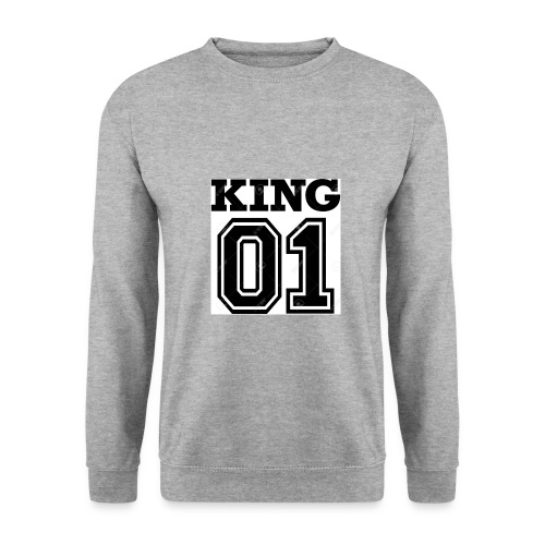 King 01 - Sweat-shirt Homme