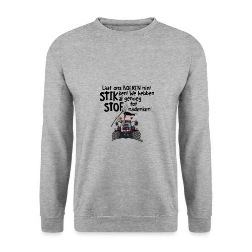 0505 stikstof - Mannen sweater