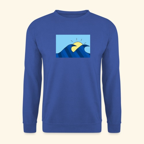 Espoir double wave - Men's Sweatshirt