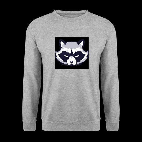 WaschbeerKopf Logo :) - Männer Pullover